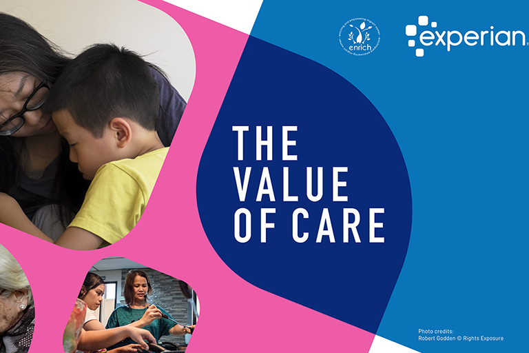 Experian and Hong Kong-based charity Enrich jointly presented a Market Intelligence Report on migrant domestic workers entitled 'The Value of Care'